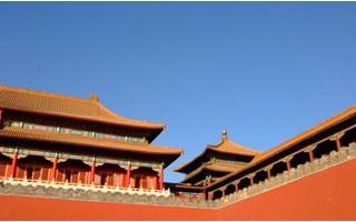 北京故宫-午门(古代建筑奇葩)