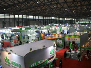 第十八届中国国际农用化学品及植保展览会种子贸易专区