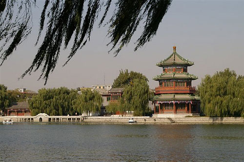 北京后海广化寺