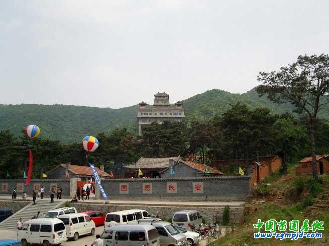 辽宁圣水寺