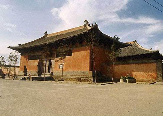 山西善化寺